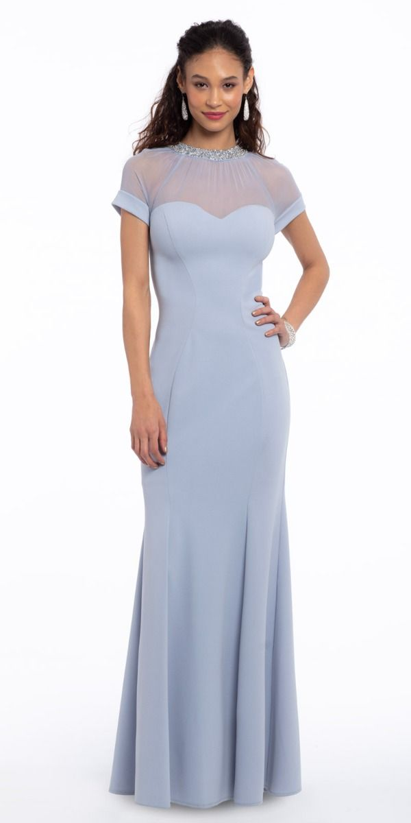 0151934d96 Sweetheart Illusion Mermaid Dress from Camille La Vie and Group USA