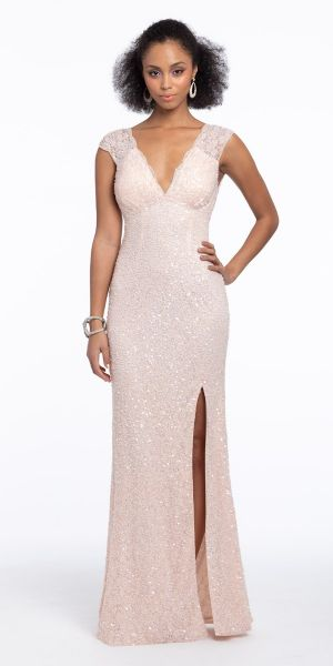47aaf56a Long Evening Dresses and Gowns | Camille La Vie