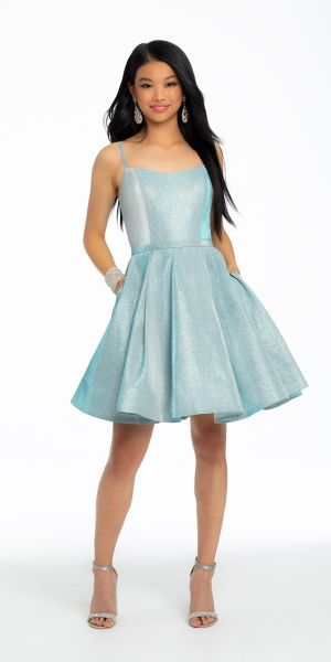03d7dd34142 Sparkle Sweetheart Fit and Flare Dress