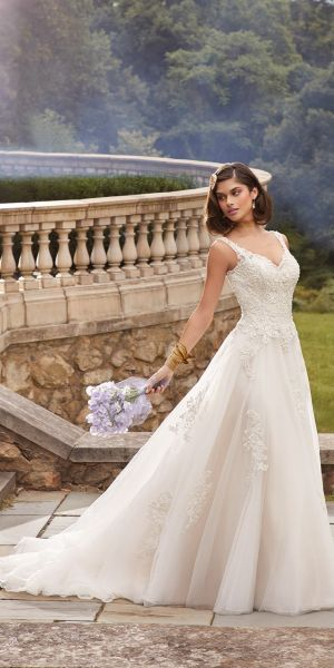5e71ce956ac5 Beaded Embroidered Drop Waist Ball Gown