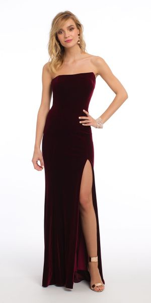 c61fcb41cec7a Long Evening Dresses and Gowns | Camille La Vie